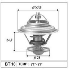 BT 10 - 71° / 79°