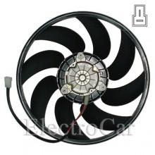 ELECTROVENTILADOR - PEUGEOT 206 C/AA