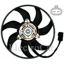 ELECTROVENTILADOR - CORSA SPIRIT ASPIRANTE S/RESISTOR (GATE)