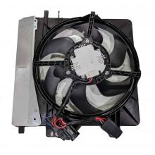 ELECTROVENTILADOR - CITROEN C-3  M/V C/MODULO C/ENCAUZADOR