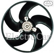 ELECTROVENTILADOR - PEUGEOT 206 S/AA (GATE)