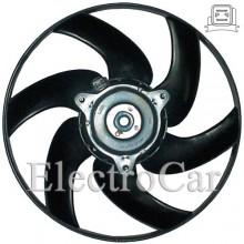 ELECTROVENTILADOR - PEUGEOT 306 PALA N5 - PARTNER - BERLINGO DIESEL C/AA (GATE)