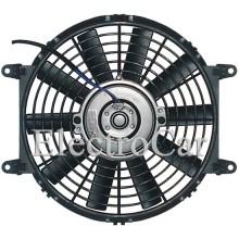 ELECTROVENTILADOR - UNIVERSAL  290 mm C/SOPORTE